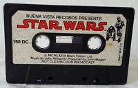 Vintage 1979 Buena Vista Records Star Wars Soundtrack Black Falcon Ltd