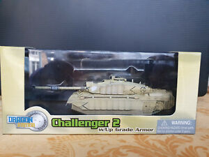 Dragon Armor Challenger 2 avec blindage 60311 w/Up Grade Armor Irak 2003 1/72