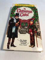V026 VHS Tape  Alastair Sim Charles Dickens A Christmas Carol 9116