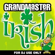 Mastermix Grandmaster Irish Chart Music Megamix Compilation DJ CD