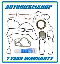 FRONT TIMING COVER GASKET / SEAL KIT - 94-03 FORD 7.3L POWERSTROKE DIESEL ENGINE