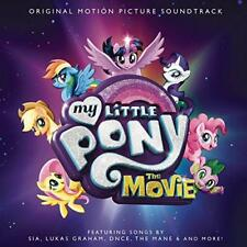 My Little Pony: The Movie (Soundtrack) - Various (NEW CD)