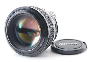 """EXC +4"" Nikon Ai Nikkor 50mm f/1.2 Standard Prime MF Lens SLR Japan 0200"