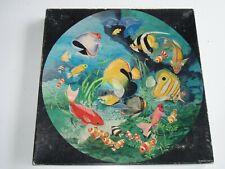 "Springbok Undersea Enchantment 500+ Piece 20 3/8"" Tropical Fish Jigsaw Puzzle!"