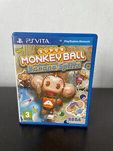 Super Monkey Ball Banana Splitz Playstation PS Vita Game