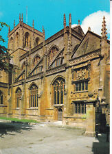 Sherbourne Abbey Dorset Postcard Unused VGC