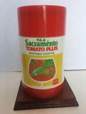 Vintage Sacramento Tomato Plus Thermos