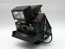 PK 270XB Electronic Flash Blitz for Polaroid SX-70 folding Land Camera GETESTED