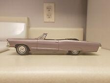 "1965 Pontiac Bonneville CV Promo car ""Memory Lane"" VERY RARE ""Iris Mist"" 65 G.M"