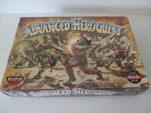 ADVANCED HEROQUEST ~ SPARE PART(S) SELECT FROM DROP DOWN LIST, COMBINED  POSTAGE