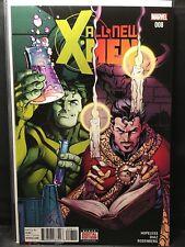 All New X-Men #8  Marvel Comic Book  2015  Sharp New Unread Copy!