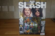 SLASH-WORLD ON FIRE EDITION ALBUM FANPACK OFFICIAL COLLECTOR`S MAGAZINE WITH CD