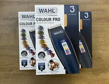 WAHL Colour Pro Men's Corded Hair Clipper Trimmer 9155-2917W Clippers FREE POST