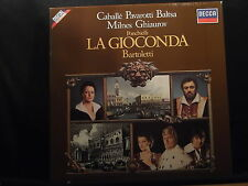 A. Ponchielli - La Gioconda / Bartoletti    3 LP-Box