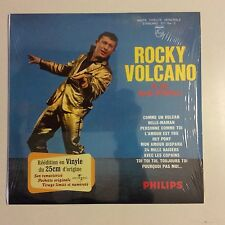 DISQUE 25 CM ROCKY VOLCANO ET SES ROCK N ROLLERS