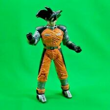 "DBZ Goku Action Figure 2002 Capsule Corp Spacesuit Movie Collection 9.5"" Loose"
