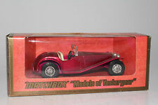 MATCHBOX MODELS OF YESTERYEAR Y-3, 1934 RILEY MPH, BOXED