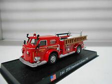 AMERICAN LA FRANCE 700 1950 BOMBEROS FIRE DEL PRADO 1/64