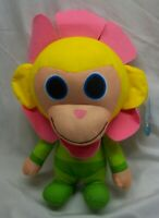 "Wonder Park FLOWER CHIMPANZOMBIE 12"" Plush STUFFED ANIMAL TOY NEW w/ TAG"