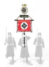 Standarte 1:18 for Ultimate Soldier WWII German Task Force Schutzstaffel parade
