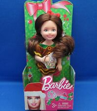Barbie~Kelly~Chelsea~Holiday~Christmas~Gingerbread~2012~Target
