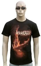Official barvado Killswitch Engage Merchandise PHOENIX ROCK STAR VIP Camiseta S