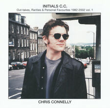"CHRIS CONNELLY ""initials C.C.""- 2 CD- rarities/out-takes 1982-2002"