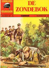 COMMANDO CLASSICS 24 - DE ZONDEBOK (1975)