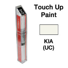 KIA OEM Brush&Pen Touch Up Paint Color Code : UC - Crystal White