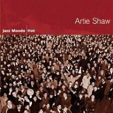 Artie Shaw Jazz Moods:Hot /  LEGACY SONY RECORDS CD 2005 RAR!