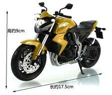 1:12 Honda CB1000R Motorcycle Bike Model Khaki New in Box