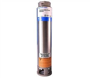 """Goulds 3 HP Submersible Water Well Pump w/ 4"""" Pump End Residential Water Systems"""