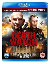 Death Watch on Blu-ray, 2014  with Ben Kingsley