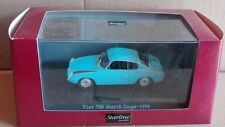 "DIE CAST "" FIAT 750 ABARTH COUPE' - 1956 AZURE "" STARLINE SCALA 1/43"