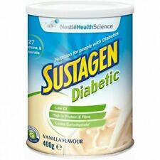 Sustagen 400g Diabetic Vanilla