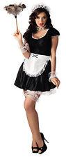 M 38 40 Sexy Zimmermädchen Dienstmädchen Damen Kostüm Karneval Putzfrau 87218