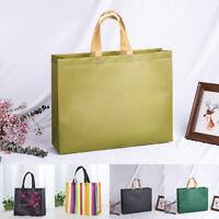 Waterproof Non-Woven Reusable Foldable Shoulder Bag Shopping Tote Bag Purse