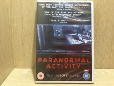 Paranormal Activity 1 First Film DVD New & Sealed Horror Scary Film