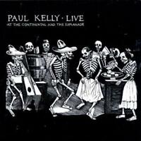 Paul Kelly Live At The Continental & The Esplanade  Vinyl LP NEW sealed