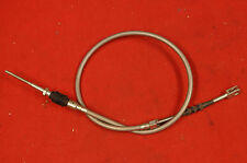 NOS 1970 Yamaha DS6B OEM Rear Brake Cable, DS6