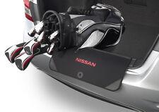 New Genuine Nissan Micra Bootlip Protector Rear Boot Cargo Bumper