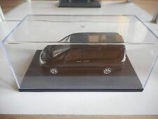 J Collection Nissan Serena in Black on 1:43 in Box