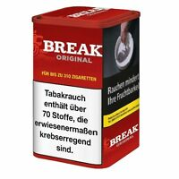 5 x Break Original Volumen Tabak à 140 Gramm Zigarettentabak / Tabak