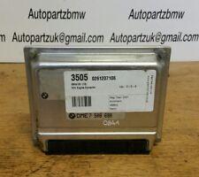 BMW E39/E53 4.4i PETROL ENGINE ECU DME OEM BOSCH 7508698 upto 2003#ob4a