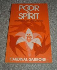 1975 POOR IN SPIRIT Awaiting All From God Gabriel-Marie Cardinal Garrone Poverty