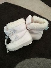 Baby Winterstiefel von Stups, Gr. 18-19,weiß