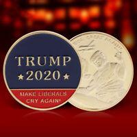 Donald Trump 2020 President Commemorative Coin Make America Great Again