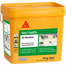Sika Fastfix All Weather Joint Compound - SKFFIX14GY Grey 14kg