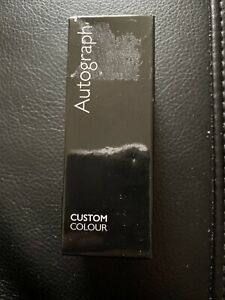 Autograph Custom Colour - Green 30ml RRP £12.50 NEW
