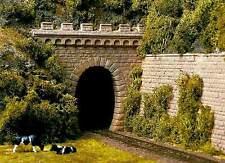 Auhagen H0 11342: 2 Tunnelportale, eingleisig (Bausatz)